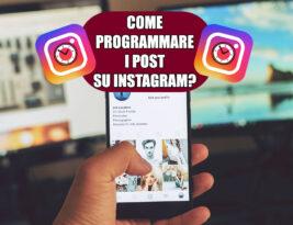 Programmare post su instagram: i migliori tool e app