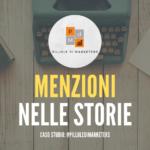 menzioni nelle storie instagram