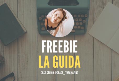 freebie su instagram