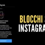 blocchi su instagram
