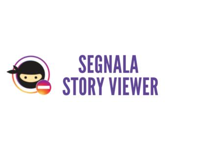 ninjalitics segnala story viewer