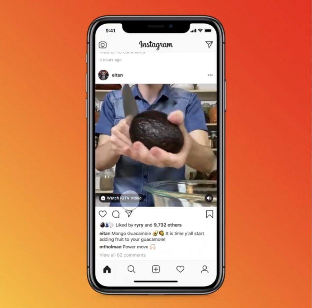 guadagnare su Instagram: ADS IGTV
