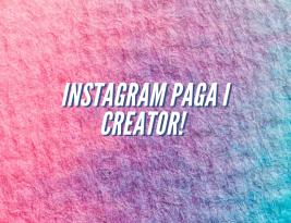 Guadagnare su Instagram: NOVITÀ!