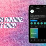 nuova funzione: le guide su Instagram