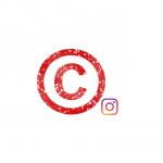 copyright su instagram