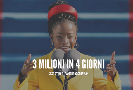 amanda gorman 3 milioni follower instagram