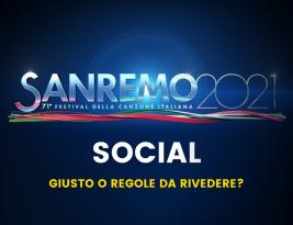 Sanremo 2021: Giusto o sbagliato?