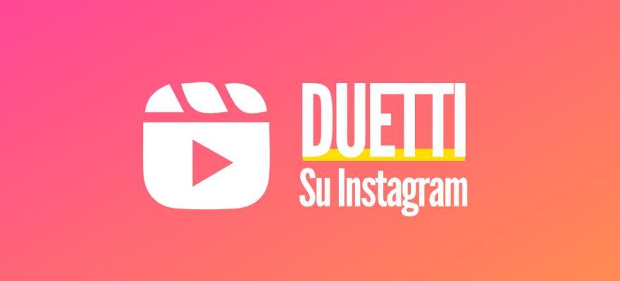 duetti su instagram